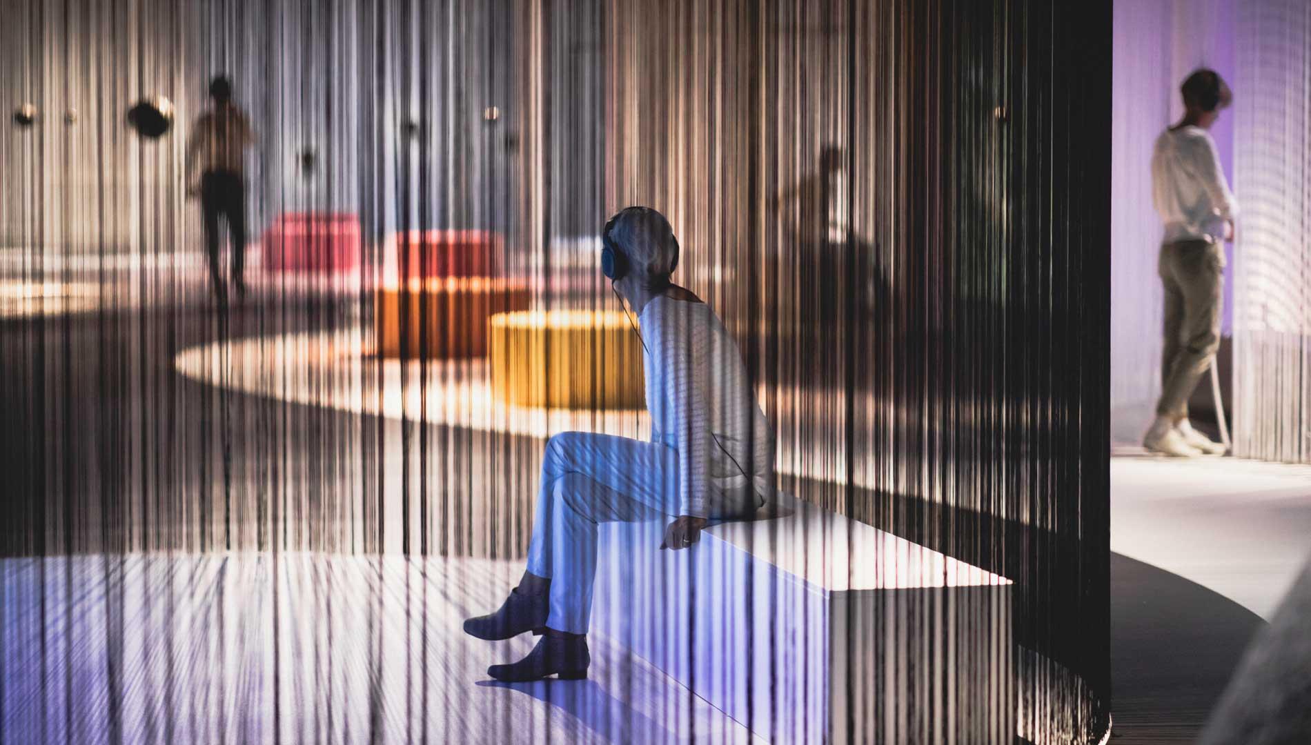 Sounds of Silence, mfk Bern, CH / Bildquelle Museum_für Kommunikation